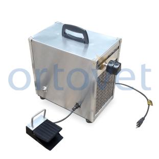 Compressor Portátil c/ Caixa Inox 220v