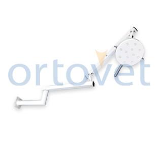 Foco Cirúrgico Bicolor 12 LEDS - Parede