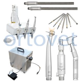 Kit para Endodontia Equina - Pneumático